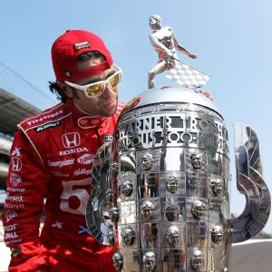 Three-time Indy 500 winner Dario Franchitti will be back behind the wheel at the Brickyard this year as the driver of the pace car.