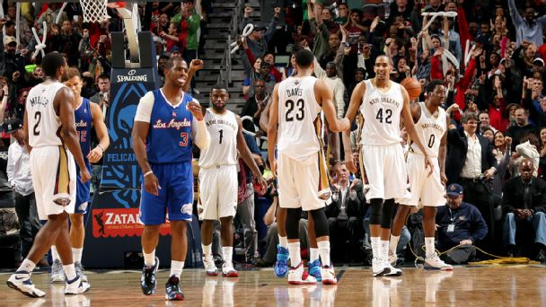 Clippers-Pelicans