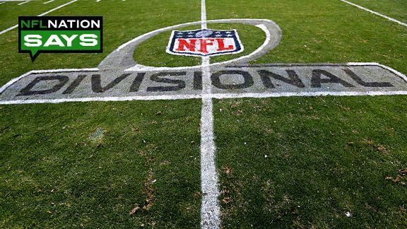 NFL Divisional playoff logo