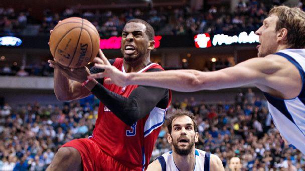 Mavericks/Clippers