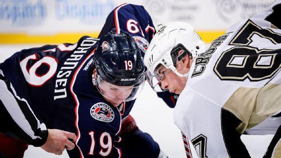 Sidney Crosby; Ryan Johansen