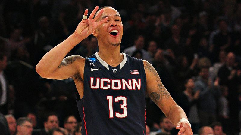 Not even the leader of the free world saw Shabazz Napier and Connecticut making it to the Final Four.