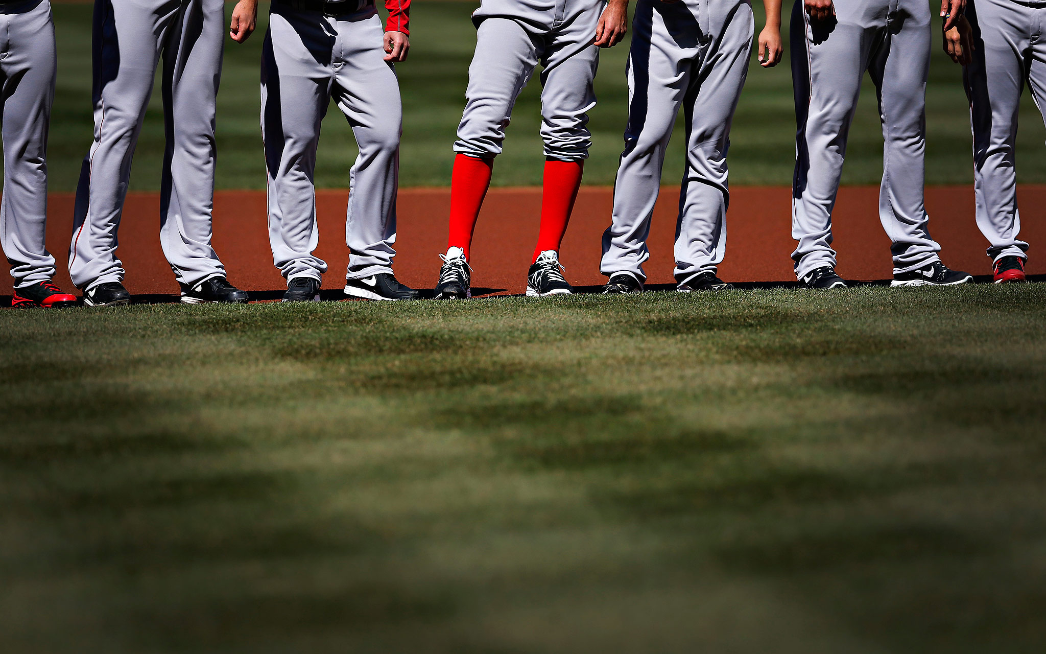 Red Sox Opening Day Baseball 2014