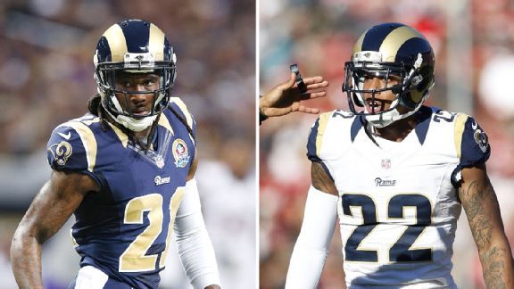 Janoris Jenkins and Trumaine Johnson