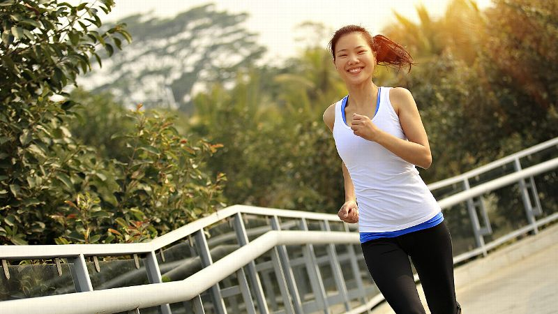 With the weather warming up and the days getting longer, many runners can't wait to get outside, especially after such a long winter. But even after months of cold, overheating on the run is no fun. To keep you primed for your best performance, there are a number of garments that actually use your sweat to help you stay cool. These five tops help you make the most of the warmer weather, no sweat.