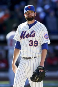 Mets' Parnell has partial elbow ligament tear