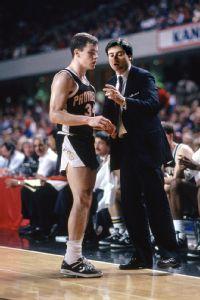 Billy Donovan and Rick Pitino