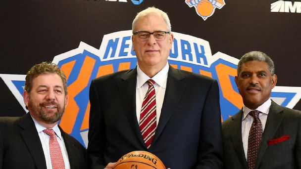 Knicks front office