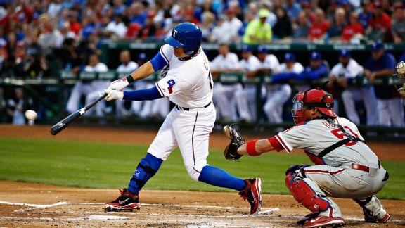 Phillies/Rangers