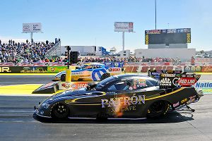 Alexis DeJoria credits her early-season success to some personnel tweaks and the accumulation of experience.