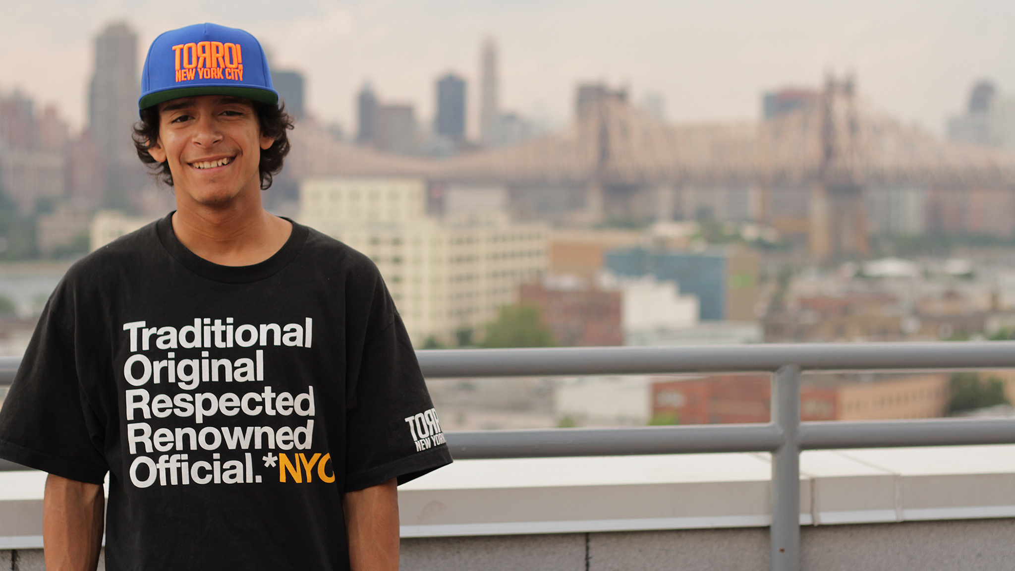 Torro Skateboards proudly introduces Staten Island's Leo Heinert to the team.