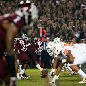 Texas A&M Aggies and Texas Longhorns