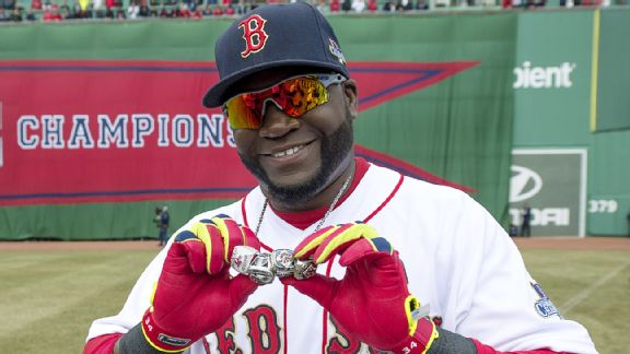 How Many Rings Does Big Papi Have