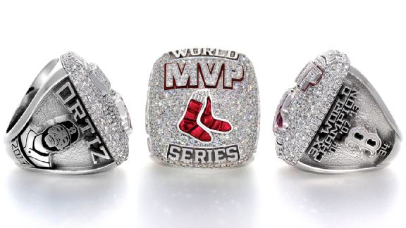 2013 World Series ring