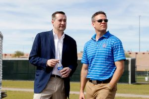 Tom Ricketts, Theo Epstein