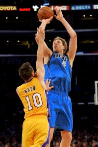 Mavericks vs. Lakers