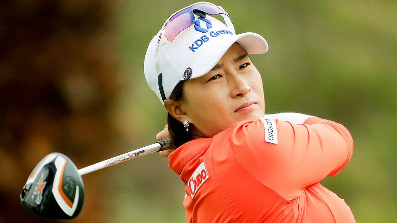 She is making her 16th Kraft Nabisco appearance, but Se Ri Pak's best finish to date is a tie for eighth.