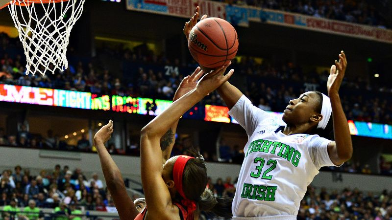First Team: Jewell Loyd, Notre Dame, G, 5-10, jr.