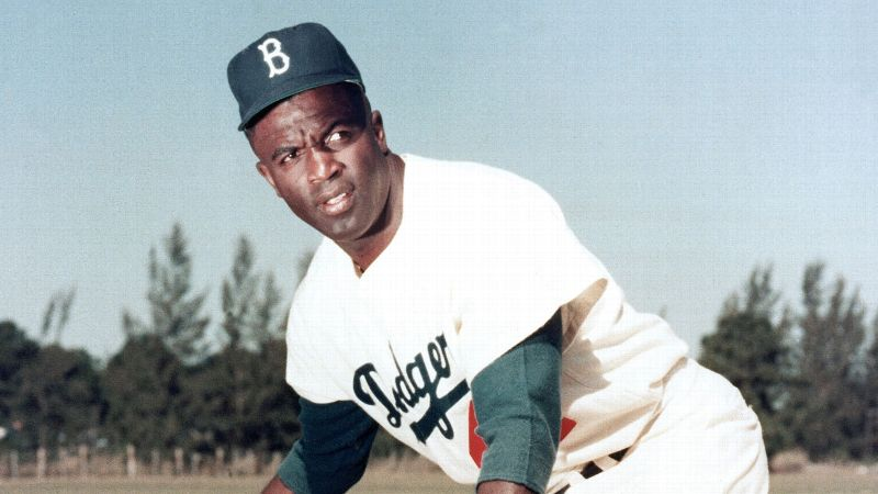 Jackie Robinson made his major league debut with the Brooklyn Dodgers on this day 67 years ago.