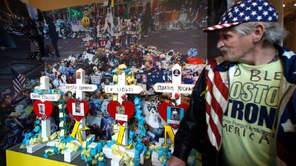 Boston Marathon Memorial
