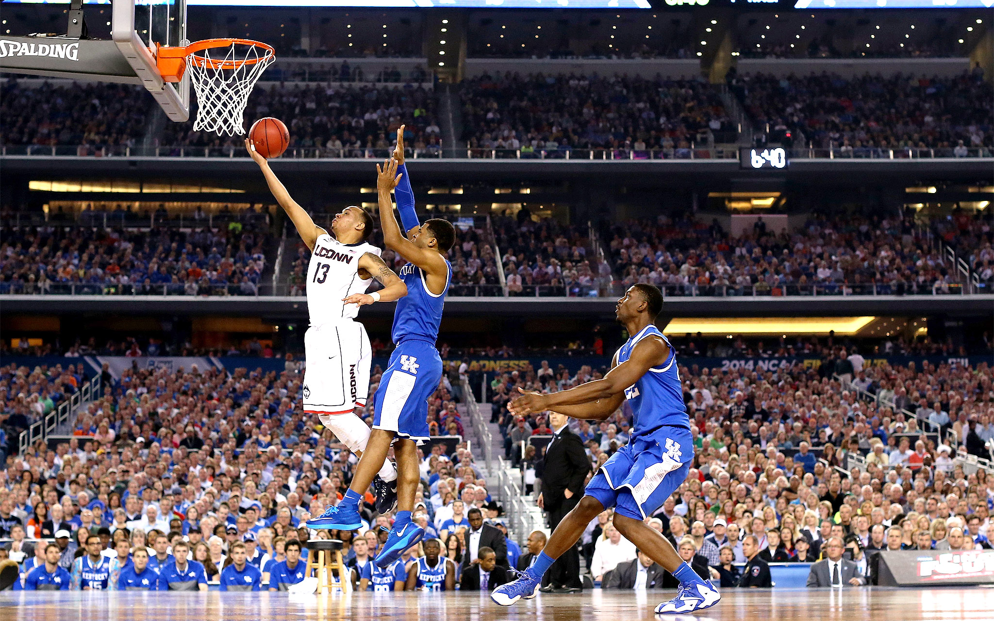 Taking Flight - 2014 NCAA Tournament: Championship Game - ESPN