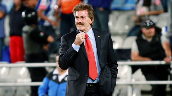 Guadalajara manager Ricardo La Volpe influenced Pep Guardiola