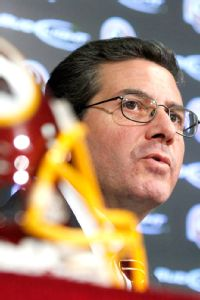 Redskins must develop their own