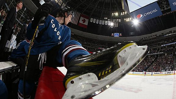 At age 18, Avalanche center Nathan MacKinnon made a huge impression on our panel.