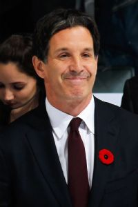 Shanahan becomes Leafs' president