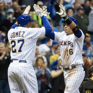 Aramis Ramirez, Carlos Gomez
