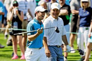 Rory McIlroy, Jeff Knox