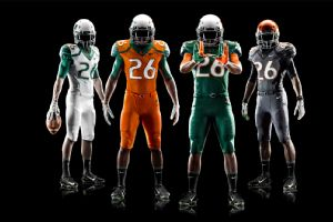 Miami uniforms