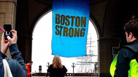 Boston Strong Banner