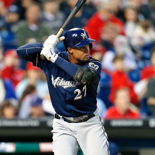 Milwaukee Brewers' Carlos Gomez Developing Into A Force