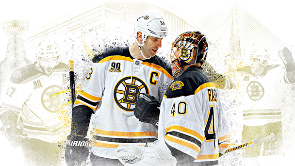 NHL Playoffs, Bruins illustration