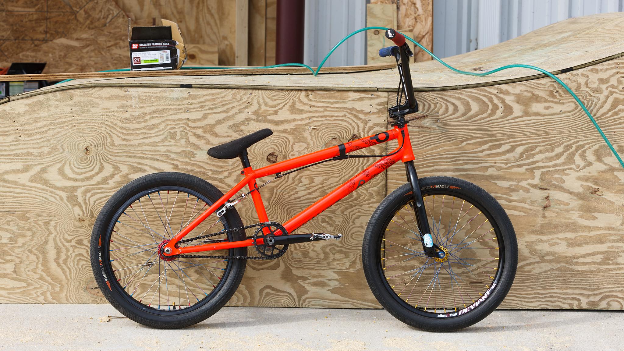 Bike overview