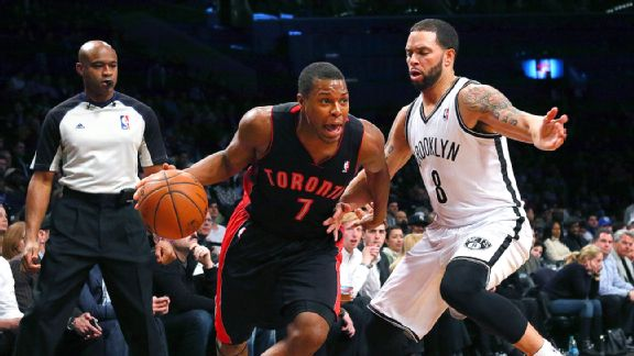 Kyle Lowry, Deron Williams