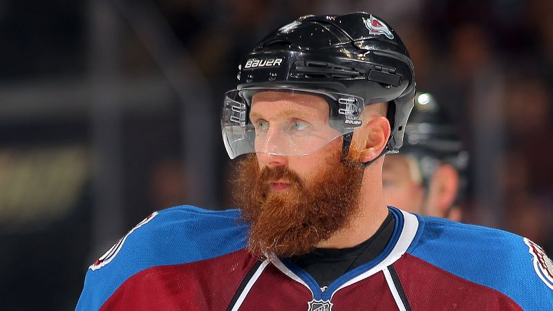 If you've ever wondered what a member of ZZ Top would look like on skates, Zanon is here to help.