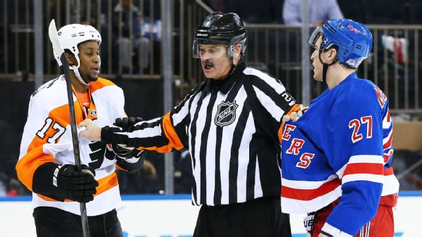 Wayne Simmonds, Ryan McDonagh