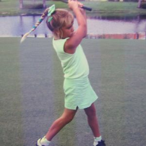 It was evident from an early age that Lexi Thompson was going to be something special.