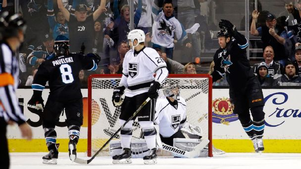 Kings vs. Sharks