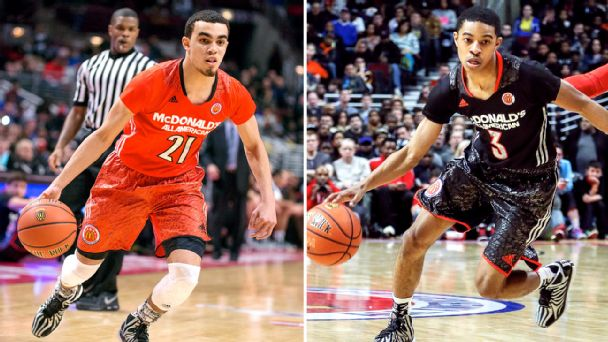 Tyus Jones,Tyler Ulis