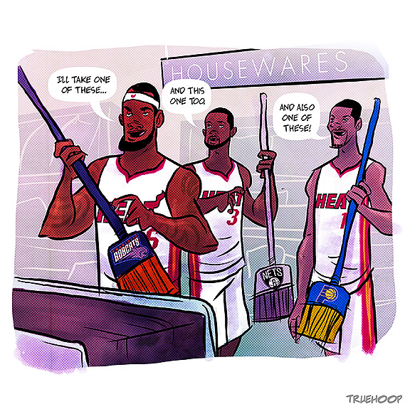 Heat Cartoon