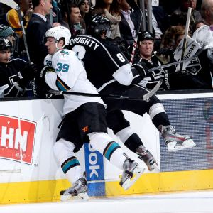 Drew Doughty, Logan Couture