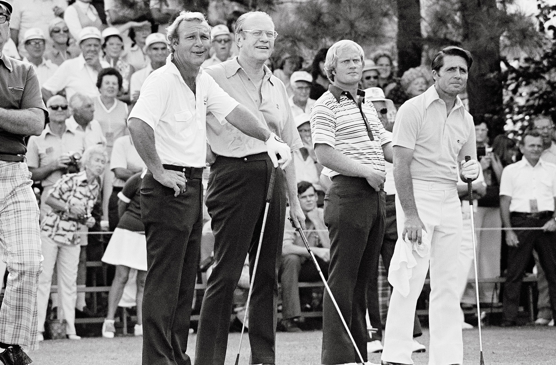 Arnold Palmer Pictures His Life In Photographs: Arnold Palmer Retrospective