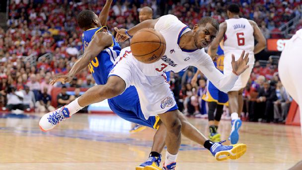 Chris Paul, Harrison Barnes