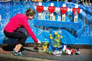 Jessica Boucher, Boston Marathon