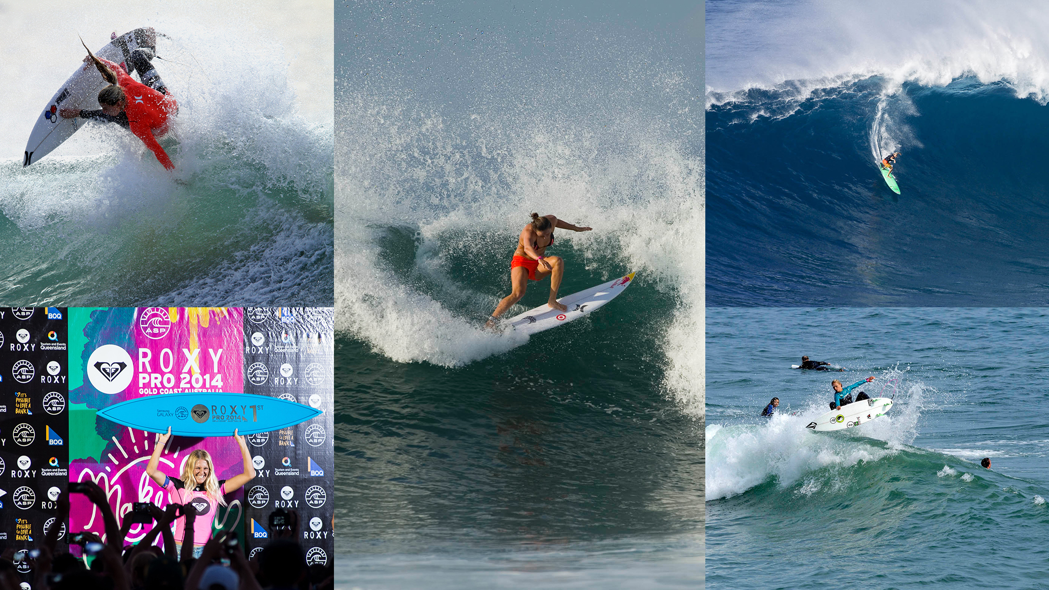 The Most Influential Women In Surf