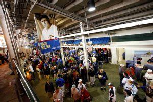 Wrigley Field concourse
