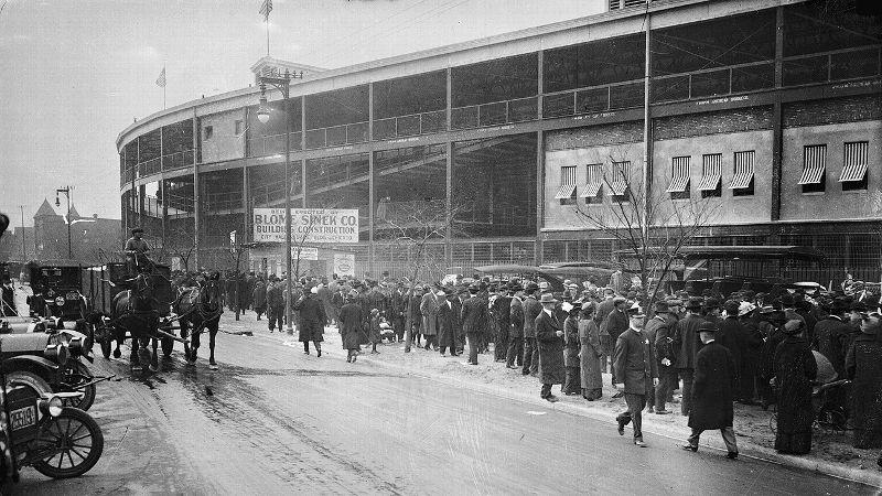 Wrigley Stadium